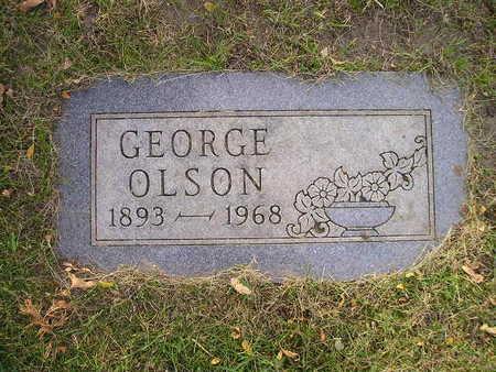 OLSON, GEORGE - Bremer County, Iowa | GEORGE OLSON