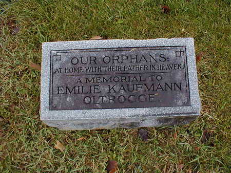KAUFMANN OLTROGGE, EMILIE - Bremer County, Iowa | EMILIE KAUFMANN OLTROGGE