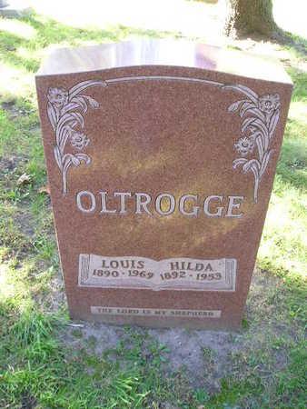OLTROGGE, HILDA - Bremer County, Iowa | HILDA OLTROGGE