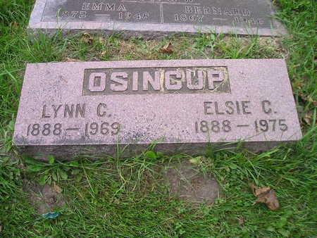 OSINCUP, ELSIE C - Bremer County, Iowa | ELSIE C OSINCUP