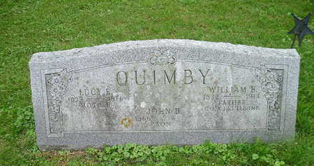 OUIMBY, WILLIAM B - Bremer County, Iowa | WILLIAM B OUIMBY