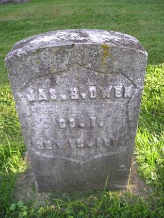 OWEN, JAS R - Bremer County, Iowa | JAS R OWEN