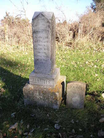 PALMITER, FRANCIS - Bremer County, Iowa | FRANCIS PALMITER