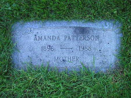 PATTERSON, AMANDA - Bremer County, Iowa | AMANDA PATTERSON
