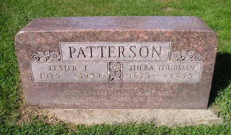 THURMAN PATTERSON, THERA - Bremer County, Iowa | THERA THURMAN PATTERSON