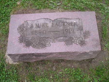 PAUKNER, J MIKE - Bremer County, Iowa | J MIKE PAUKNER