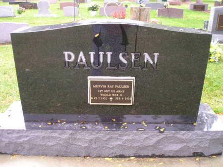 PAULSEN, MURVIN RAY - Bremer County, Iowa | MURVIN RAY PAULSEN