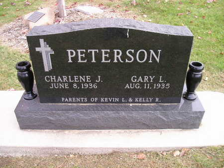PETERSON, CHARLENE J - Bremer County, Iowa | CHARLENE J PETERSON