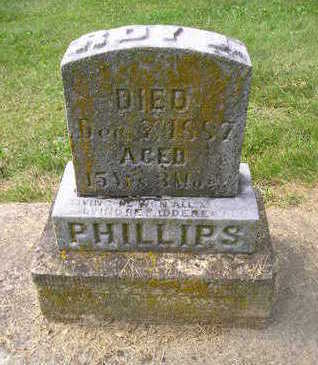 PHILLIPS, ROY - Bremer County, Iowa | ROY PHILLIPS