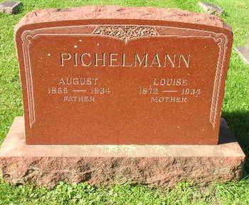 PICHELMANN, LOUISE - Bremer County, Iowa | LOUISE PICHELMANN