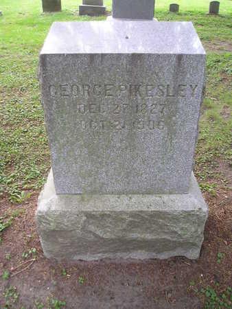 PIKESLEY, GEORGE - Bremer County, Iowa | GEORGE PIKESLEY