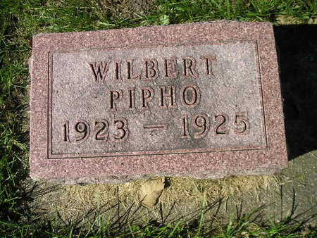 PIPHO, WILBERT - Bremer County, Iowa | WILBERT PIPHO