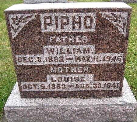 PIPHO, LOUISE - Bremer County, Iowa | LOUISE PIPHO