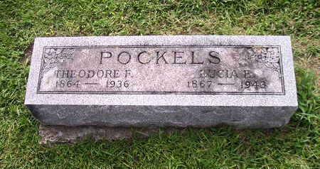 POCKELS, LUCIA - Bremer County, Iowa | LUCIA POCKELS