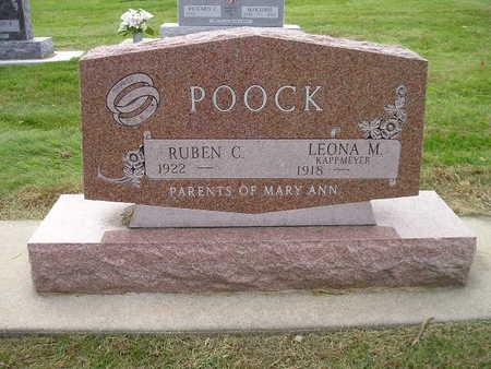 KAPPMEYER POOCK, LEONA M - Bremer County, Iowa | LEONA M KAPPMEYER POOCK