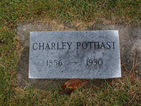 POTHAST, CHARLEY - Bremer County, Iowa | CHARLEY POTHAST