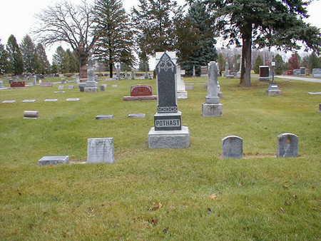 POTHAST, FAMILY - Bremer County, Iowa   FAMILY POTHAST