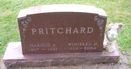 PRITCHARD, HAROLD A - Bremer County, Iowa | HAROLD A PRITCHARD