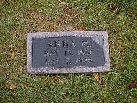 PROTTENGEIER, ANNA M - Bremer County, Iowa | ANNA M PROTTENGEIER