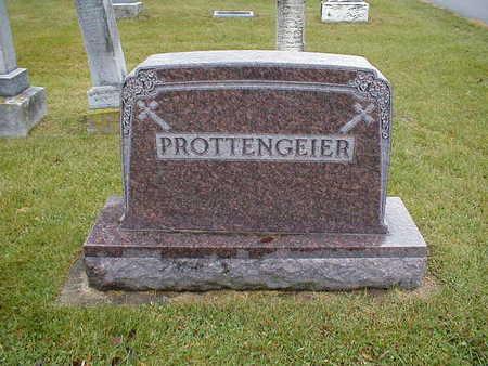 PROTTENGEIER, FAMILY - Bremer County, Iowa   FAMILY PROTTENGEIER
