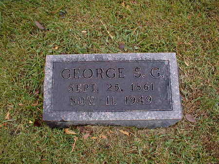 PROTTENGEIER, GEORGE S G - Bremer County, Iowa | GEORGE S G PROTTENGEIER