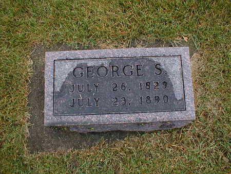 PROTTENGEIER, GEORGE S - Bremer County, Iowa   GEORGE S PROTTENGEIER