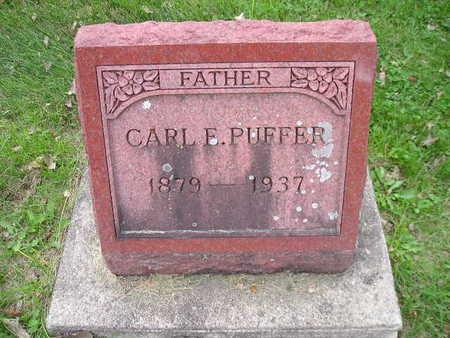 PUFFER, CARL E - Bremer County, Iowa   CARL E PUFFER