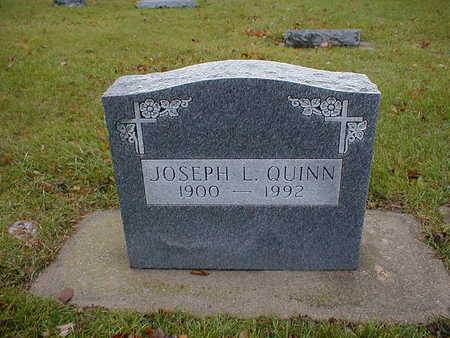 QUINN, JOSEPH L - Bremer County, Iowa | JOSEPH L QUINN