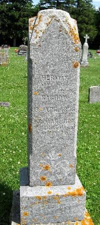 RACHOW, HERMAN - Bremer County, Iowa   HERMAN RACHOW