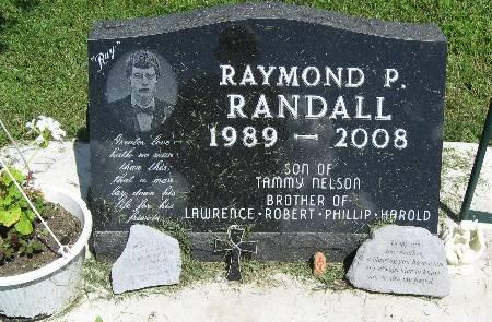 RANDALL, RAYMOND P. - Bremer County, Iowa | RAYMOND P. RANDALL