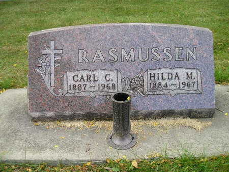 RASMUSSEN, CARL C - Bremer County, Iowa | CARL C RASMUSSEN