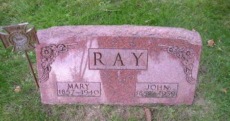 RAY, MARY - Bremer County, Iowa | MARY RAY