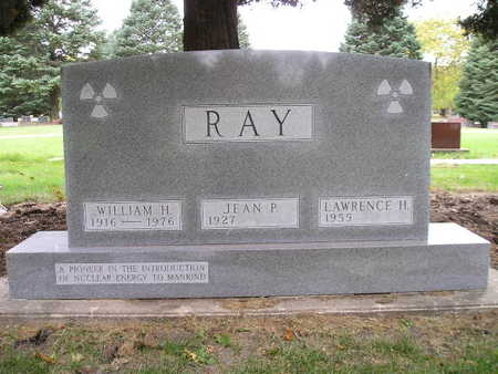 RAY, LAWRENCE H - Bremer County, Iowa | LAWRENCE H RAY
