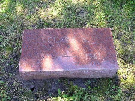 REDINGTON, CLARA A - Bremer County, Iowa | CLARA A REDINGTON