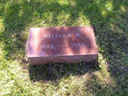 REDINGTON, WILLIAM H - Bremer County, Iowa   WILLIAM H REDINGTON