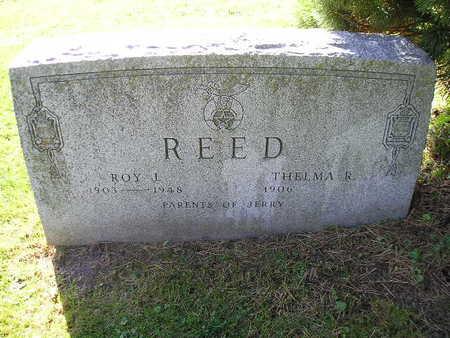 REED, ROY J - Bremer County, Iowa   ROY J REED