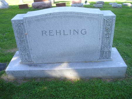 REILING, FAMILY - Bremer County, Iowa | FAMILY REILING