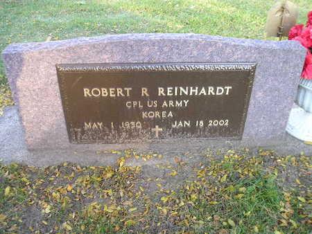 REINHARDT, ROBERT R - Bremer County, Iowa | ROBERT R REINHARDT