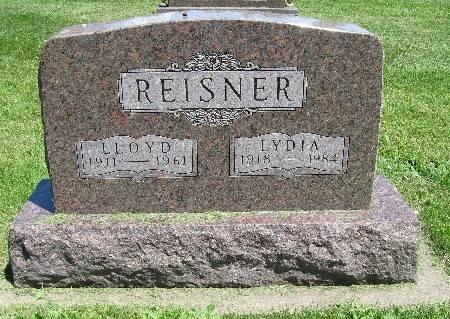 REISNER, LLOYD - Bremer County, Iowa | LLOYD REISNER