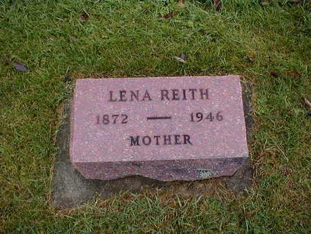 REITH, LENA - Bremer County, Iowa | LENA REITH