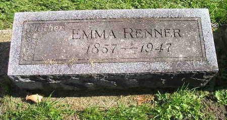 RENNER, EMMA - Bremer County, Iowa | EMMA RENNER