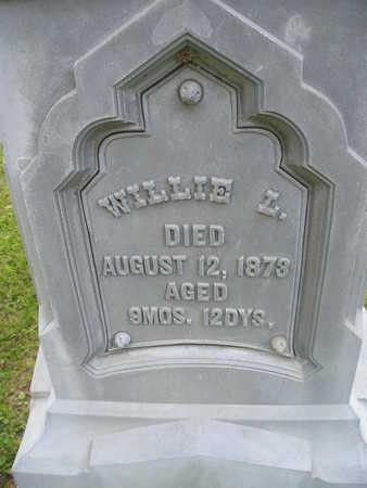 RICHEY, WILLIE L - Bremer County, Iowa | WILLIE L RICHEY