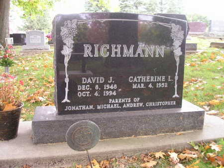 RICHMANN, CATHERINE L - Bremer County, Iowa | CATHERINE L RICHMANN
