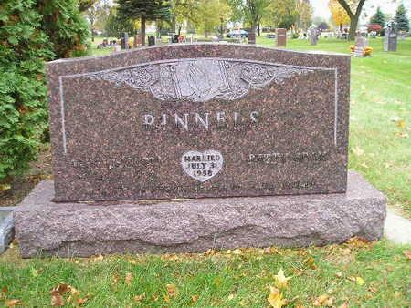 RINNELS, BETTY JEAN - Bremer County, Iowa | BETTY JEAN RINNELS
