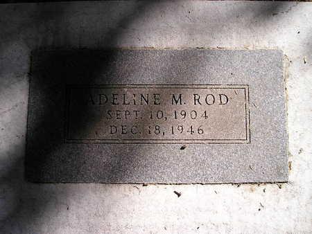 ROD, ADELINE M - Bremer County, Iowa | ADELINE M ROD