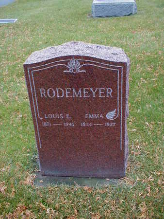 RODEMEYER, EMMA - Bremer County, Iowa | EMMA RODEMEYER