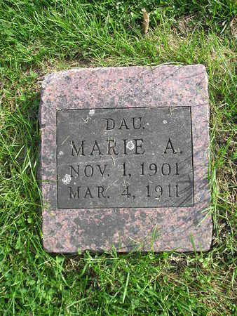 ROEHL, MARIE A - Bremer County, Iowa | MARIE A ROEHL