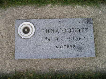 ROLOFF, EDNA - Bremer County, Iowa | EDNA ROLOFF