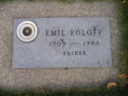 ROLOFF, EMIL - Bremer County, Iowa | EMIL ROLOFF