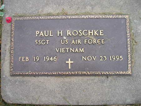 ROSCHKE, PAUL H - Bremer County, Iowa | PAUL H ROSCHKE